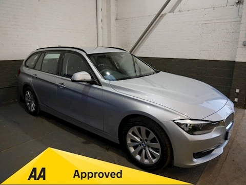 BMW 3 Series 320I Modern Touring Estate 2.0 Manual Petrol
