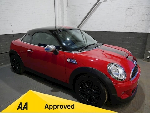 Mini Mini Coupe Cooper S 1.6 2dr Coupe Manual Petrol
