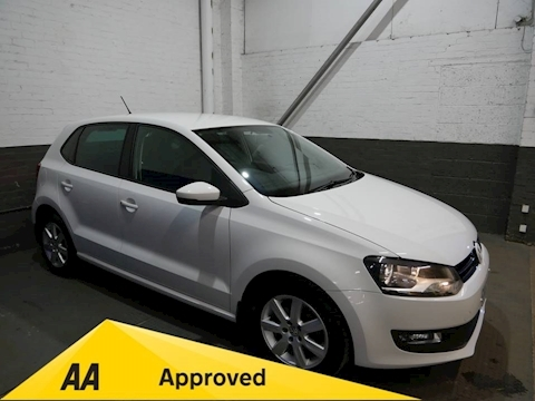 Volkswagen Polo Match Edition Hatchback 1.4 Manual Petrol