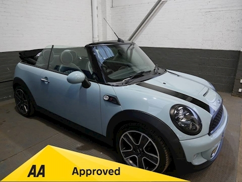 Mini Mini Cooper Sd Convertible 2.0 Manual Diesel