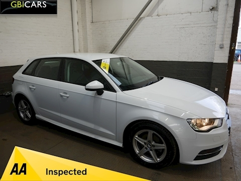 Audi A3 Tdi Ultra Se Hatchback 1.6 Manual Diesel