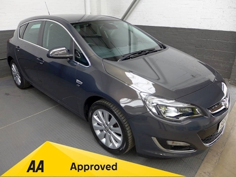 Vauxhall Astra Elite Hatchback 1.6 Manual Petrol