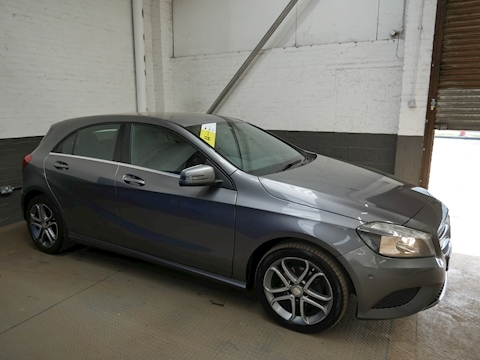 Mercedes-Benz A-Class A180 Cdi Blueefficiency Sport Hatchback 1.5 Manual Diesel