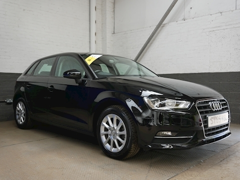 Audi A3 Tfsi Se Hatchback 1.4 Manual Petrol