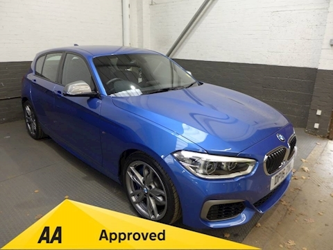 BMW 1 Series M135i 3.0 5dr Hatchback Manual Petrol