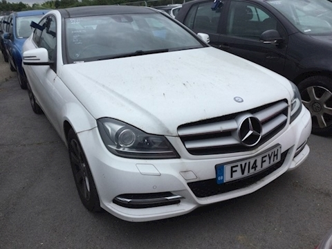 Mercedes-Benz C Class C220 Cdi Executive Se Premium Plus Coupe 2.1 Automatic Diesel