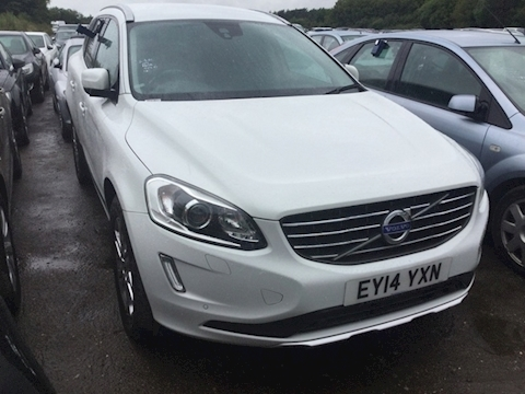 Volvo Xc60 D4 Se Lux Nav Awd Estate 2.4 Automatic Diesel
