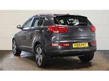 Sportage Crdi 4 Isg Estate 1.7 Manual Diesel