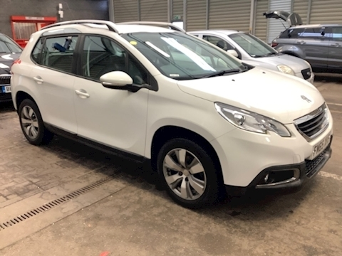 Peugeot 2008 Active SUV 1.2 Manual Petrol