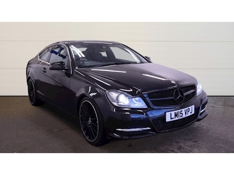 Mercedes-Benz 2.1 C220 CDI SE (Executive) Coupe 2dr Diesel Manual (109 g/km, 168 bhp)