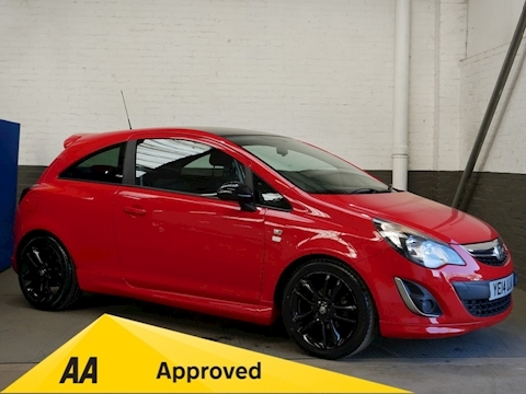 Vauxhall Corsa 1.2 i 16v Limited Edition 3dr (a/c) 1.0 3dr Hatchback Manual Petrol
