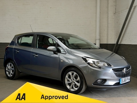 Vauxhall Corsa 1.4i Turbo ecoTEC Energy (s/s) 5dr 1.0 5dr Hatchback Manual Petrol