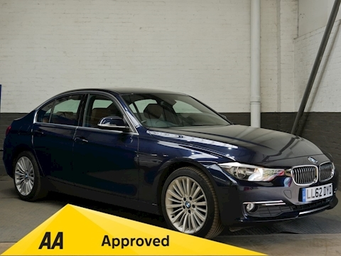 BMW 3 Series 2.0 320d Luxury (s/s) 4dr