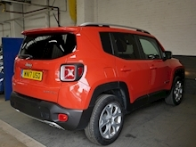 Renegade 1.4T MultiAirII Limited Auto 4WD (s/s) 5dr
