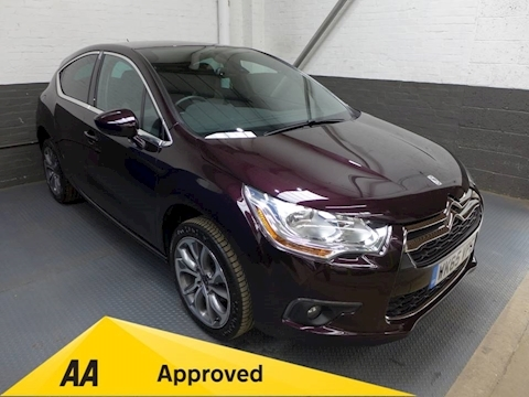 DS Ds 4 Bluehdi Dstyle Nav S/S 1.6 5dr Hatchback Manual Diesel