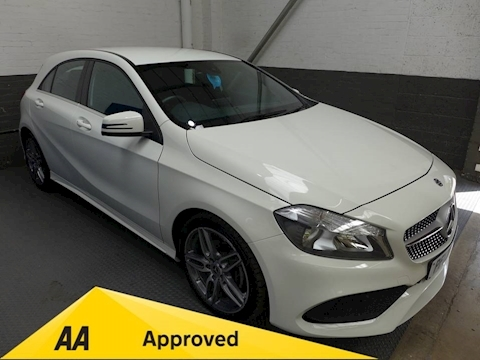 Mercedes A-Class A 200 D Amg Line Hatchback 2.1 Automatic Diesel