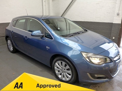 Vauxhall Astra Elite Cdti S/S Hatchback 2.0 Manual Diesel