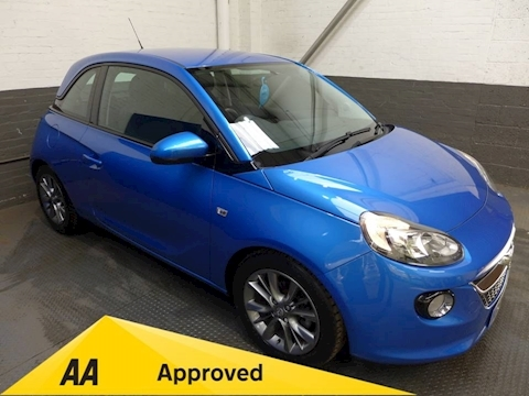 Vauxhall Adam Adam Jam Hatchback 1.2 Manual Petrol