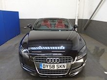 Tt Tt Tfsi Convertible 2.0 Manual Petrol