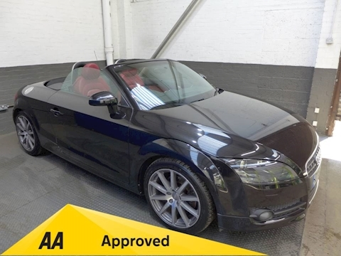 Audi Tt Tt Tfsi Convertible 2.0 Manual Petrol