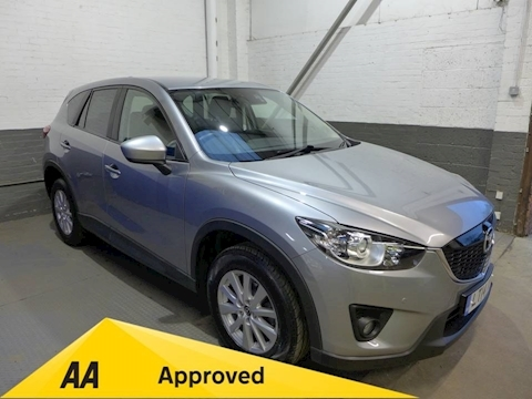 Mazda Cx-5 Se-L D Cx-5 Se-L D Nav Estate 2.2 Manual Diesel