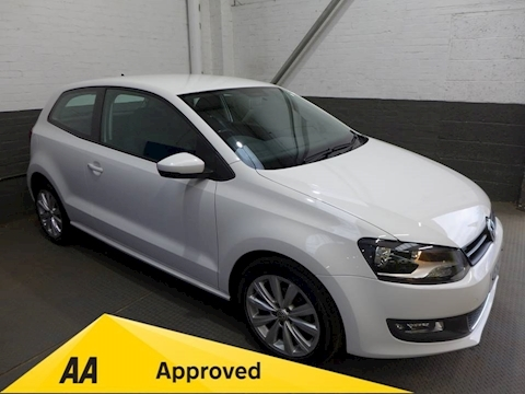 Volkswagen Polo Sel Tsi Hatchback 1.2 Manual Petrol