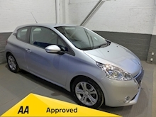 208 Active 1.4 3dr Hatchback Manual Petrol