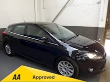 Focus Titanium Hatchback 1.6 Manual Petrol