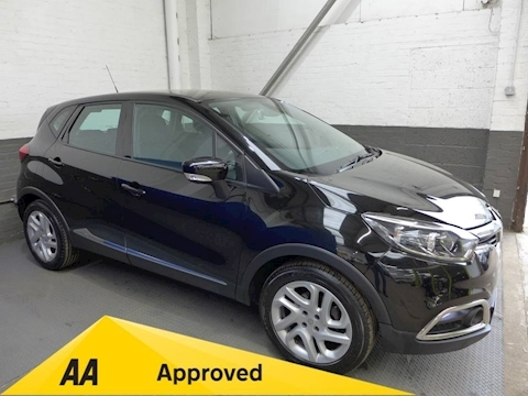 Renault Captur Dynamique Medianav Dci S/S Hatchback 1.5 Manual Diesel