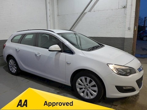 Vauxhall Astra Tech Line Cdti Ecoflex S/S 1.6 5dr Estate Manual Diesel