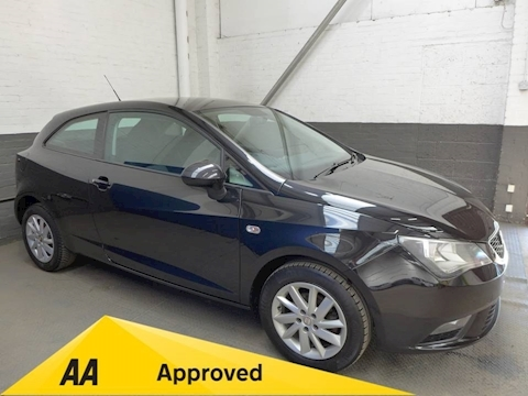 Seat Ibiza Se Hatchback 1.4 Manual Petrol