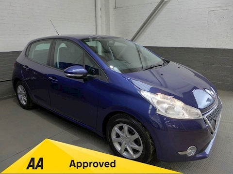 Peugeot 208 Active 1.2 5dr Hatchback Manual Petrol