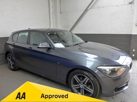 Bmw 1 Series 116D Sport Hatchback 2.0 Manual Diesel