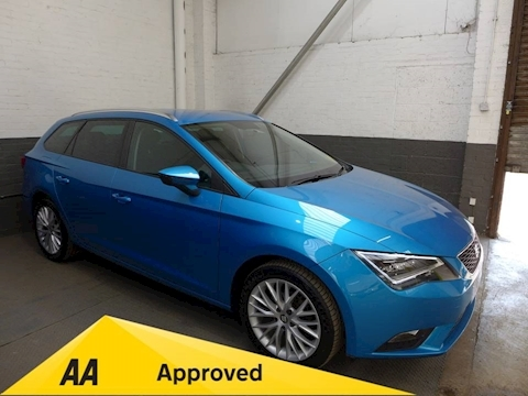 Seat Leon Tdi Se Technology Dsg Estate 1.6 Semi Auto Diesel