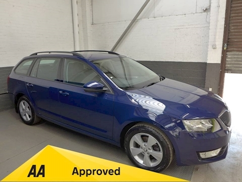 Skoda Octavia Se L Tdi Estate 1.6 Manual Diesel