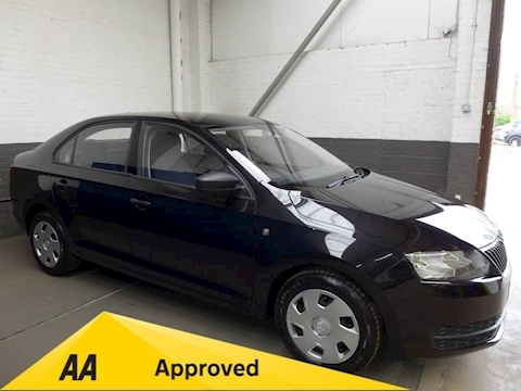 Skoda Rapid S Tsi Hatchback 1.2 Manual Petrol
