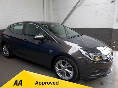 Vauxhall Astra Sri Hatchback 1.4 Manual Petrol