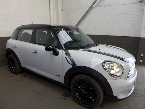 Mini Mini Countryman Cooper All4 Hatchback 1.6 Manual Petrol