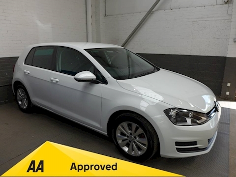 Volkswagen Golf Se Tdi Bluemotion Technology Hatchback 1.6 Manual Diesel