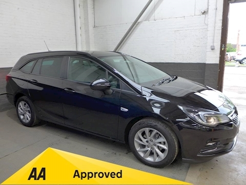 Vauxhall Astra Tech Line Nav Cdti S/S 1.6 5dr Hatchback Manual Diesel