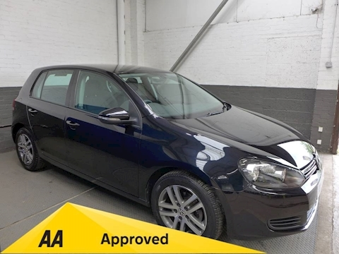 Volkswagen Golf Se Tdi Bluemotion Hatchback 1.6 Manual Diesel