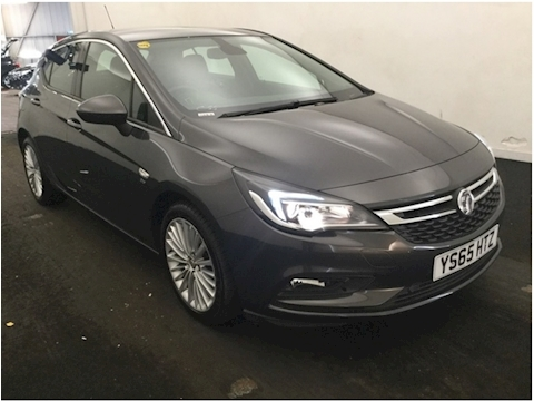 Vauxhall Astra Elite Hatchback 1.4 Manual Petrol
