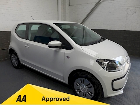 Volkswagen Up Move Up 1.0 3dr Hatchback Manual Petrol