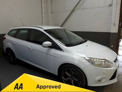 Ford Focus Titanium X Tdci Estate 2.0 Manual Diesel