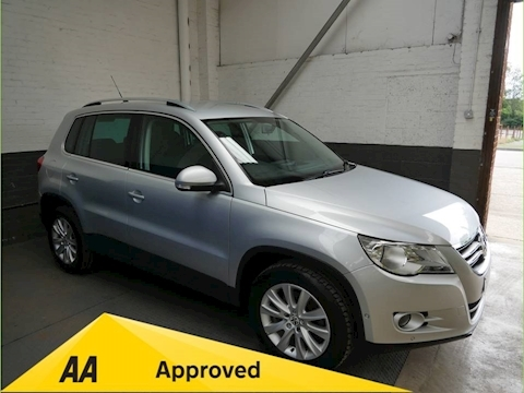 Volkswagen Tiguan Se Tdi Estate 2.0 Manual Diesel