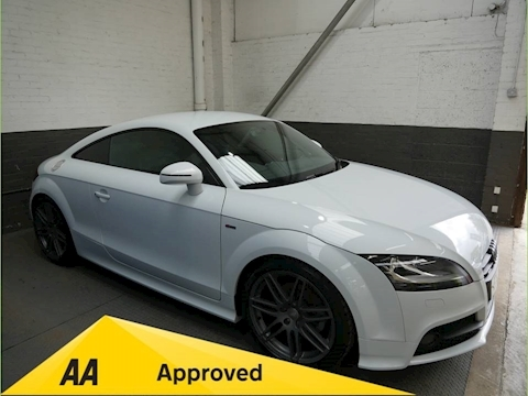Audi Tt Tdi Quattro Black Edition Coupe 2.0 Manual Diesel
