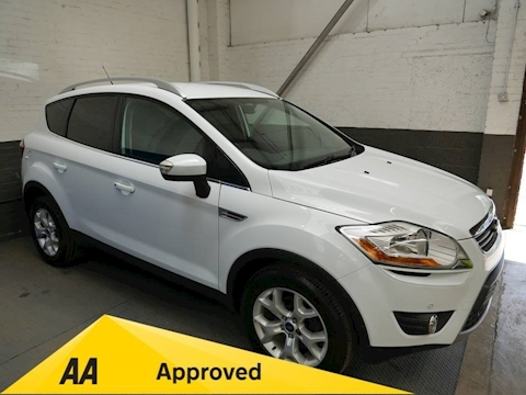 Ford Kuga Zetec Tdci Estate 2.0 Manual Diesel