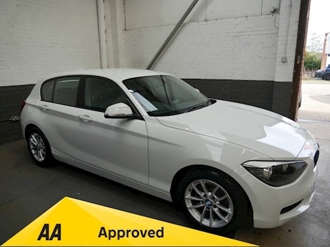 Bmw 1 Series 116D Efficientdynamics Hatchback 1.6 Manual Diesel