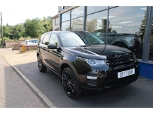 Discovery Sport Td4 Hse Black Estate 2.0 Automatic Diesel