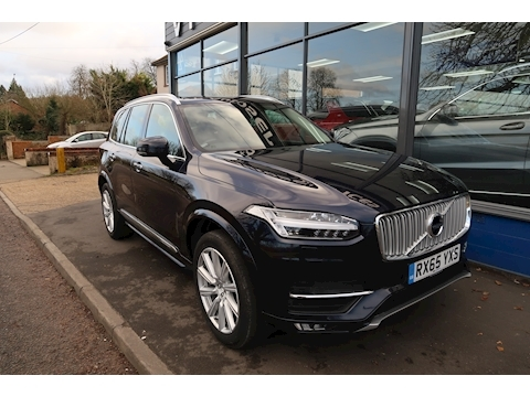 Volvo Xc90 D5 Inscription Awd Estate 2.0 Automatic Diesel